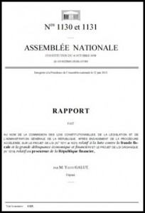 Rapport Galut