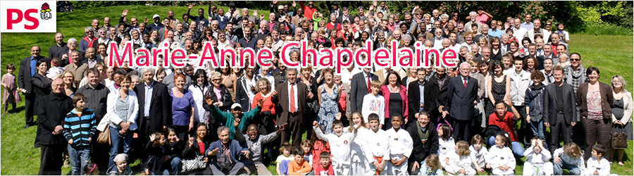 Header du blog de Marie-anne Chapdelaine